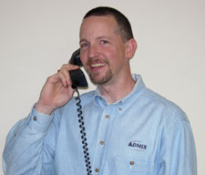 David Wenzel, Technical Services Manager