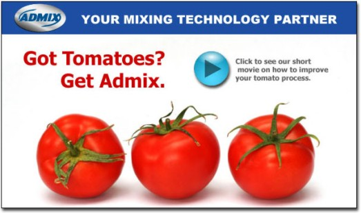 maximizing the potential of processing tomatoes