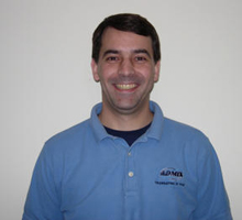 Larry Reeves, Applications Engineering Manager