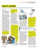 Might Mixers