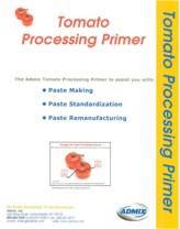 Tomato Processing Primer