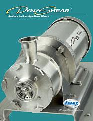 Sanitary Inline High Shear Mixer - DynaShear™