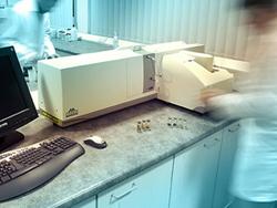 Malvern Mastersizer 2000 partical size analyzer