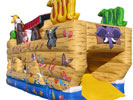 Bouncy House Party Services And Details For Jump Kid Indoor Game