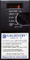 Gas-Sentry Models and Specifications
