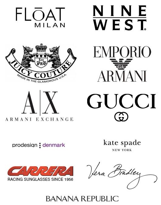 sunglasses brands logos louisiana bucket brigade