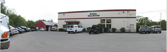 Dana Wallboard location