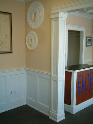 Square Paneled Columns: Providers of DIY columns. See us for a ...