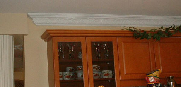 Grape Vine 9 Quot Cornice Crown Molding Providers Of Diy
