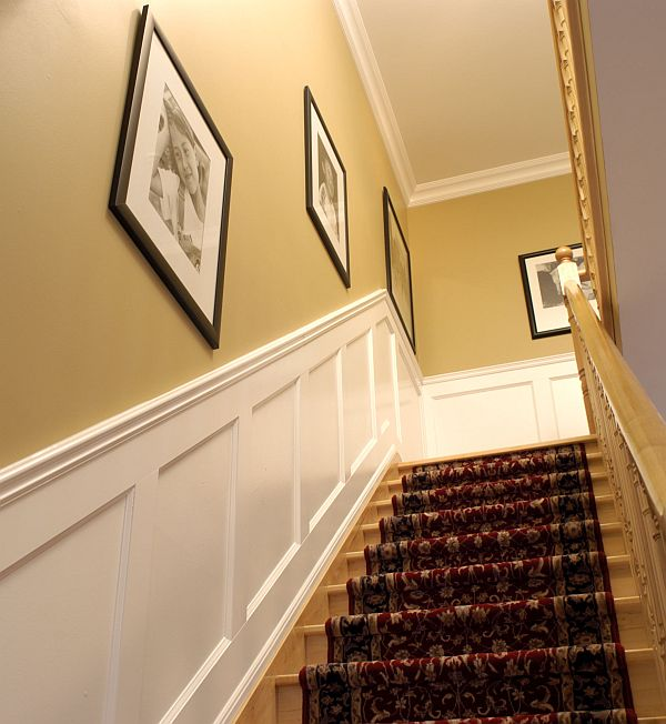 DecoMoldings: panel, paneling, wainscoting, panel wall, wall ...