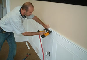 Raised Panel Wainscot Installation Providers Of Panel