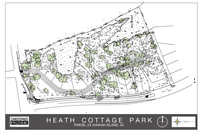 Heath Cottage Plot Plan