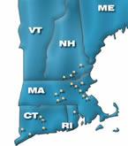 Heath care locations