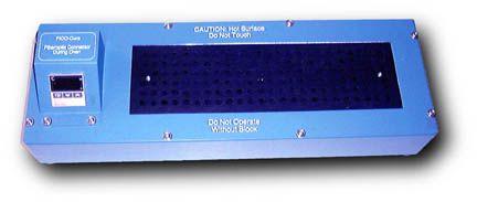 Curing Oven for Fiber Optic Connectors