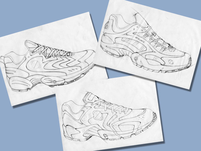 rough sketching hallenbeck design footwear designer shoe designer footwear development shoe sourcing shoe design shoe consulting sneaker design