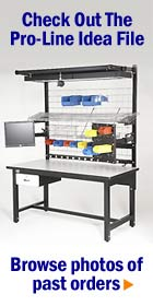 Click to go to the Idea File for Industrial Workbenches