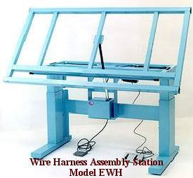 Stupendous Ergonomic Wire Harness Workbench Pro Line Series Pro Line Wiring Digital Resources Spoatbouhousnl