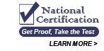 Learn More About Certifications