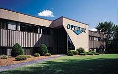Optelec's Corporate Headquarters