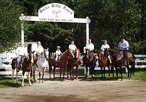 Welcome to Rocky Ridge Ranch