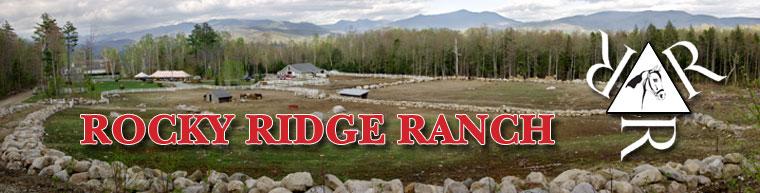 Rocky Ridge Ranch, Campton, NH