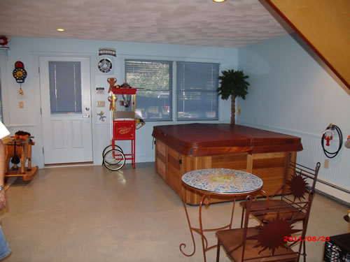 Basement Remodeling Boston family rooms (basements)  silverio construction, providing the