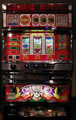 Slot machines bookies how to trick slot machines to win