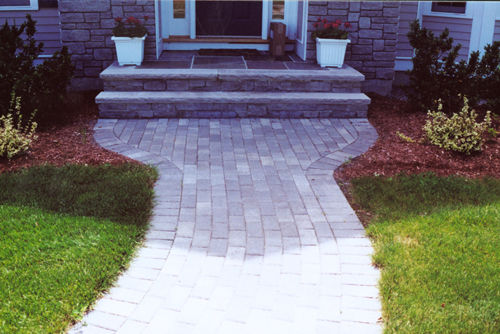 Stair Projects From Tompkins Landscaping And Irrigation Front